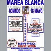 e-revista de AMYTS avance semanal de la RMM: AGENDA. Marea Blanca, el domingo 18 de mayo, de Ne...