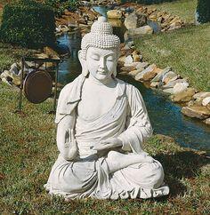 Buddhas als Gartenfiguren: So finden Sie die besten Angebote