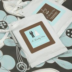 Personalized Hot Cocoa + Optional Whisk (27 Designs & Colors) #personalized #wedding