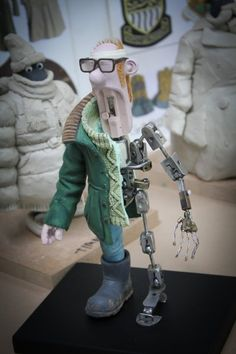 """Najava: """"Janko Strižić"""" (""""Shaun the Sheep"""") Clay Animation, Animation Stop Motion, Marionette Puppet, Puppets, Armature Stop Motion, Toy Art, Principles Of Animation, Frame By Frame Animation, Shaun The Sheep"""