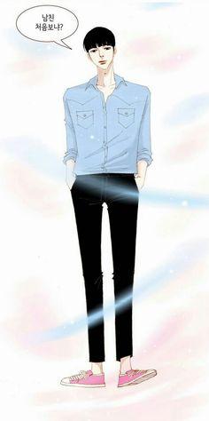 Spirit fingers, 남기정, 스피릿핑거스, 네이버, 네이버웹툰, 웹툰
