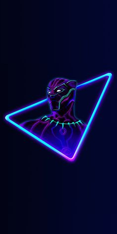 Marvel Neon: psychedelic wallpapers for your mobile devices - - Marvel Avengers, Marvel Fan, Marvel Dc Comics, Marvel Heroes, Black Panther Marvel, Black Panther Art, Superhero Wallpaper Hd, Wallpaper Marvel, Neon Wallpaper