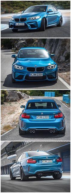 BMW M2.