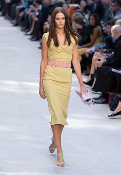 London Fashion Week: Burberry Prorsum Spring/Summer 2014
