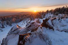 Ore Mountain, Czech Republic