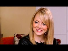 """Emma Stone Talks """"Unbelievable"""" Andrew Garfield and The Amazing Spider-Man"""