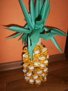 szampan - ananas