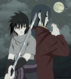 Uchiha Brother - Itachi & Sasuke