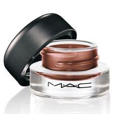 Mac Fluidine Eyeliner  in Rich Ground
