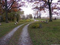 13 of the Most Haunted Cemeteries in Illinois