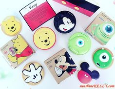 Disney x The Face Shop BB Cushion Collection Review