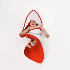 Capa de baño Ladybug