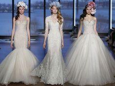 ines di santo wedding dresses - Google Search