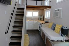 Mini Mansion   Tiny House Swoon