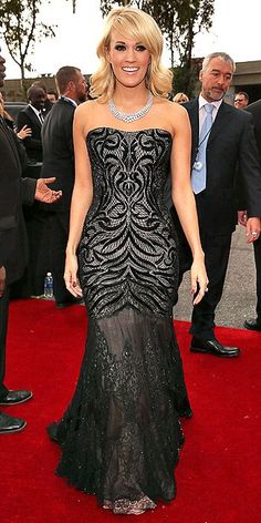 Carrie Underwood media gallery on Coolspotters. See photos, videos, and links of Carrie Underwood. Carrie Underwood, Justin Timberlake, Grammys 2013, Glamour, Dress Makeup, Red Carpet Looks, Red Carpet Dresses, Red Carpet Fashion, Beautiful Gowns