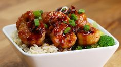 Make This Honey Garlic Shrimp Stir-Fry For The Ultimate Weeknight Dinner