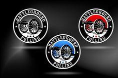 Battleground Polling needs a new logo by Jay Dzananovic