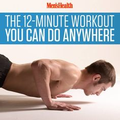 Traveling? This 12-minute workout is possible ANYWHERE! Use your next hotel room as your new gym! Don't stop the burn when you're away from home! #YORhealth