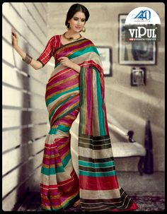 #vipul #fashion #saree http://shop.vipulfashions.com/ProductDetail.aspx?ProductIdDisplay=NDU5MA==