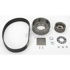 Belt Drives LTD 8MM 2in. Belt Drive Kit - 76-47-2S