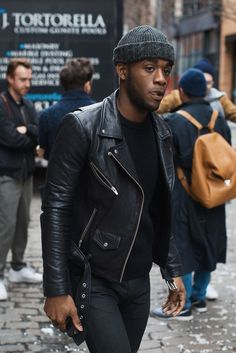 Mens leather jackets.  Leather jackets certainly are a very important component to each and every man's clothing collection. Men need jackets for a variety of moments and several climate conditions