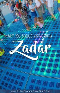 Kollecting Koordinates - visit Zadar