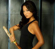 Samurai Girl, Female Samurai, Jamie Chung, Abc Family, Beautiful Asian Girls, Beautiful People, Lady Shiva, Warrior Girl, Celebs