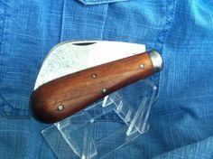 BLADE LIST - Knife, Sword, Blade FREE Classified ads: VINTAGE J.A. HENCKELS HAWKBILL 1920'S **Zwilling**, Large Pocket Knives Large Pocket knives Listing Details