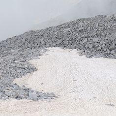 Grey Rocks & White Sand - natural landscapes; organic texture inspiration