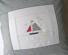 Petits Détails Blog: A Patchwork Pillow