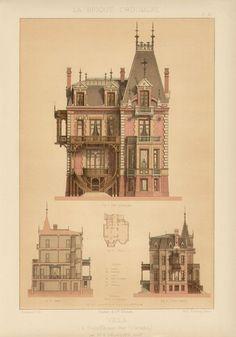 architecture elevation: