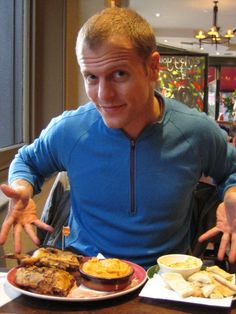 4 Hour Body - Tim Ferriss's blog... filled with all sorts of fun wacky info about lifestyle diet and fitness hacking.