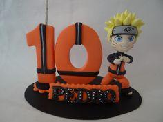 Bolo Naruto, Naruto Birthday, Cute Themes, Saved Items, Fairytail, Birthday Cake, Pastel, Elderly Crafts, Boss Birthday