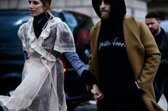 Le 21ème / Veronika Heilbrunner + Justin O'Shea | Paris  // #Fashion, #FashionBlog, #FashionBlogger, #Ootd, #OutfitOfTheDay, #StreetStyle, #Style