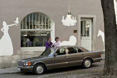 Timeless Classic - W126