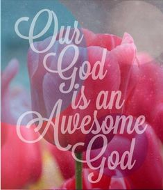 Our God is an awesome God he reigns. From heaven above with wisdom, power, and love our God is an awesome God. Praise The Lords, Praise And Worship, Praise God, Worship Quotes, Worship Songs, Lord And Savior, God Jesus, Cherish Life, God Loves Me