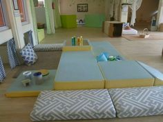In love with this infant space Infant Room, Toddler Rooms, Infant Toddler, Reggio Classroom, Classroom Design, Classroom Ideas, Montessori Room, Montessori Toddler, Classroom Environment