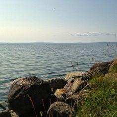 Vättern Lake, Sweden