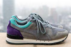 BWGH x Puma TX-3: Grey/Purple