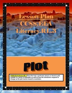 This lesson plan contains: Fiction Passages, Vocabulary, Warm-up Activity, Story Graphic Organizers, Questions and Exit Slip