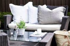 Balcony/Patio sofa