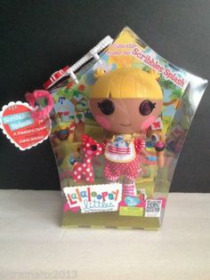 Lalaloopsy Littles SCRIBBLES SPLASH by MGA Entertainment