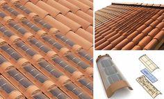 AgroA -- Tejas solares fotovoltaicas, el futuro de la energía solar en viviendas