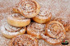 Upečte si výborné domácí skořicové šneky. recept obsahuje i výbornou #bezlepkovou variantu.