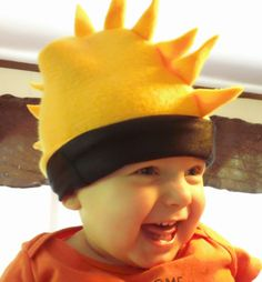 Mohawk Winter Hat for Infant Toddler and Child by BabyHatIsland, $15.00