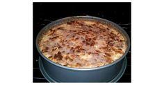 10 Minuten - Ruck - Zuck Obststreuselkuchen