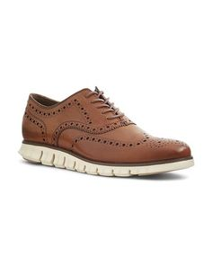 ZeroGrand Wing Oxford - Cole Haan - Dress Shoes : JackThreads