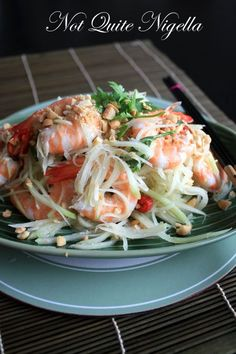 green papaya salad 2