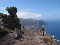 Long term residential volunteering I St Helena National Trust