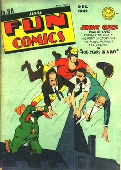 MFC #86 (December 1942) The Man Who Purchased Lives